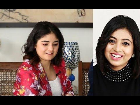 Zaira Wasim talks to Atika Ahmad Farooqui about Aamir khan