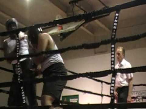 Legend's Gym Mark McAllister's Second Fight Part 3