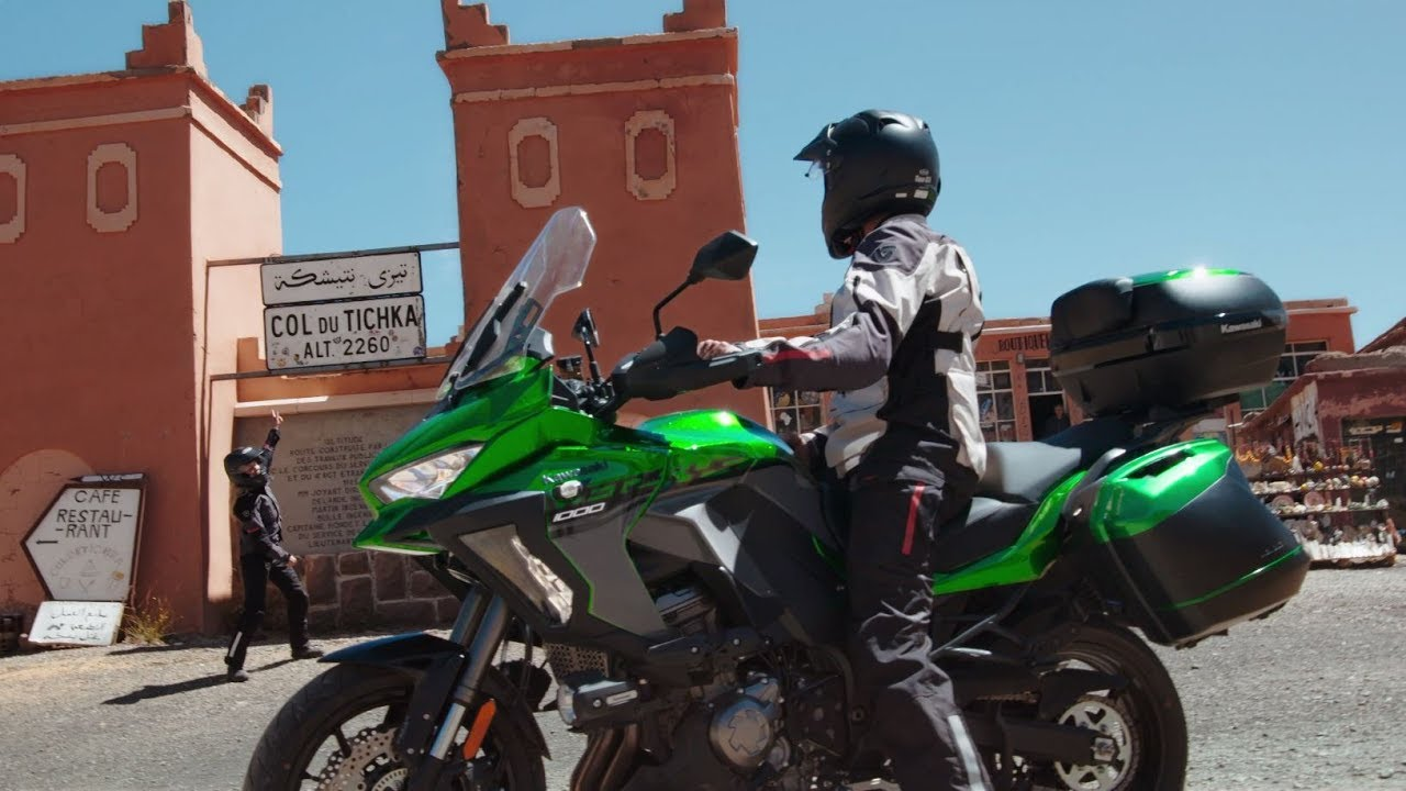 Official 2019 Versys 1000 - Adventure Calling