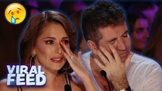 Judges Moved to TEARS after these EMOTIONAL AUDITIONS | VIRA...