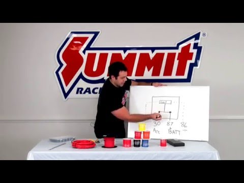 Vehicle Wiring Tech Tips - Summit Racing Quick Flicks