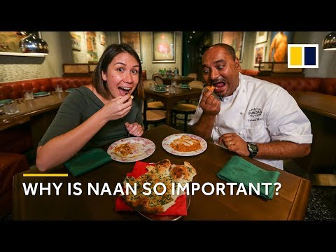 Why naan dominates Indian cuisine
