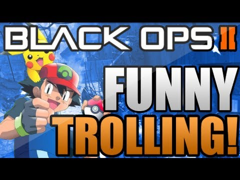 TrolloCopter l Black Ops 2 l Deutsche l Trolling l German