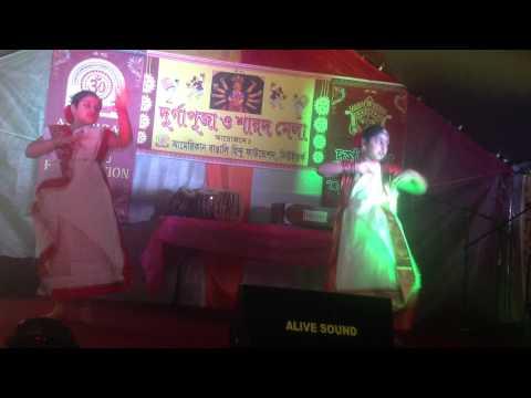 Din Ashe Din Jai Dance by: Suchona and Shajuti