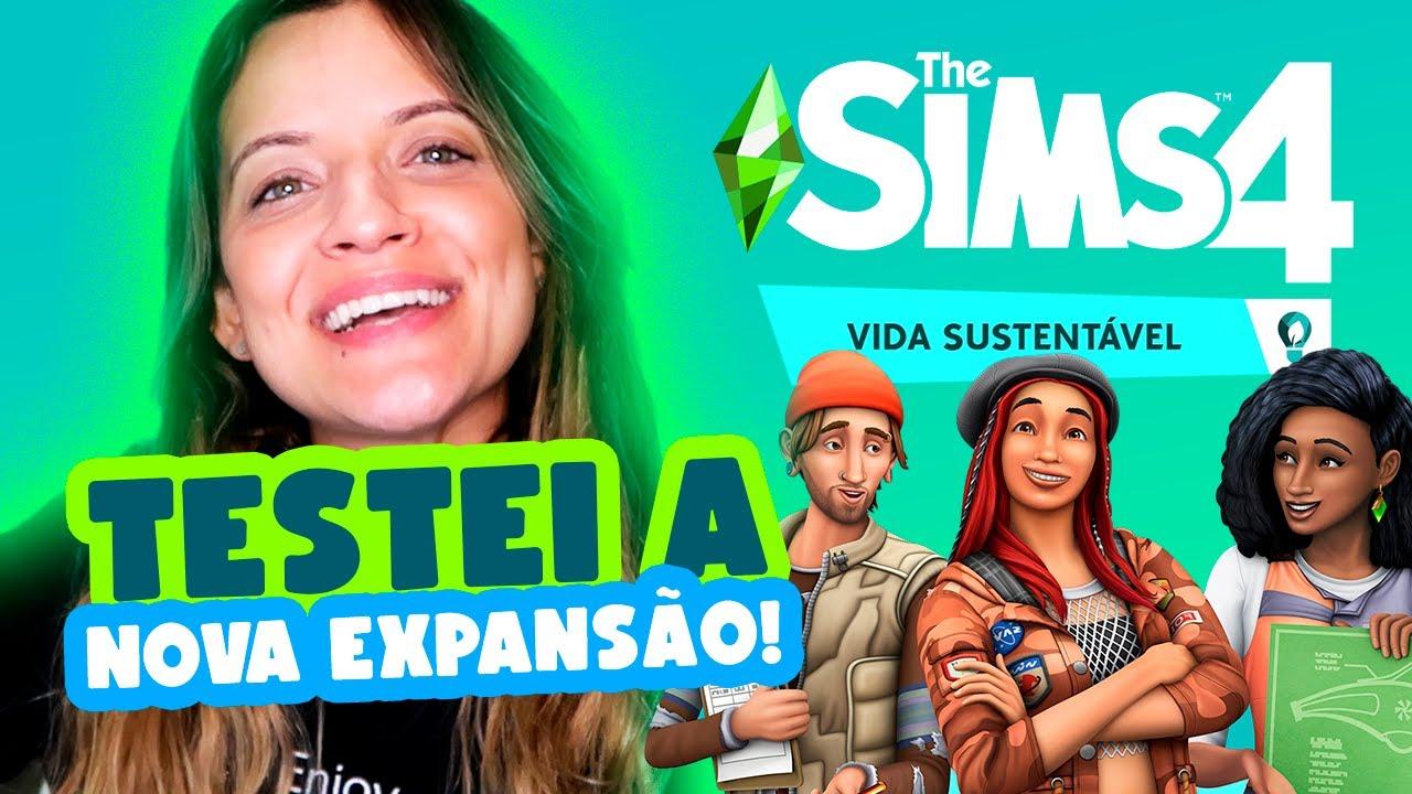 Testando a NOVA EXPANSÃO do The Sims 4