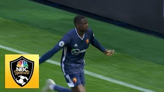 Abdoulaye Doucoure puts Watford in front of Spurs | Premier League | NBC Sports