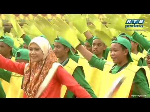 Persembahan Padang: Sempena Hari Kebangsaan ke-34 Negara Brunei Darussalam 2018