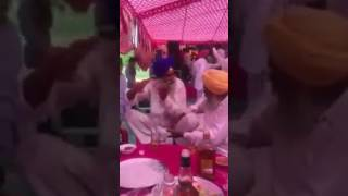 Funny Dance From Punjabi Baba desi da drum (PUNJAB) AMRIT MAAN SONG
