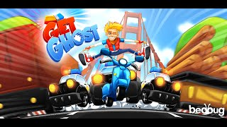 Get Ghost! Stunt Bike Runner