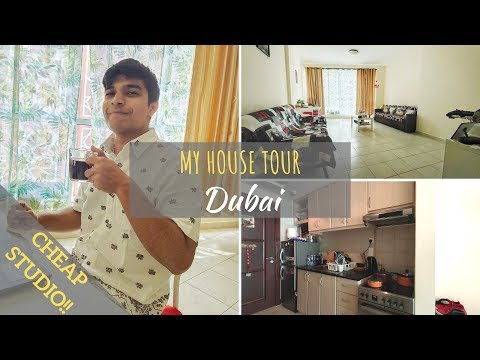 My Dubai Apartment Tour !! (with Rates And Location)