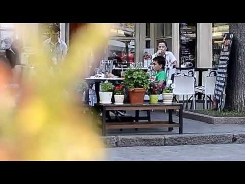 Kompot Café Odessa Ukraine