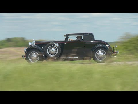 Stutz Lancefield Coupe and Bearcat