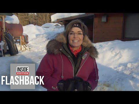 Sarah Palin Cooks Bear And Moose Stew At Home In Alaska