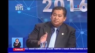 Kupasan Prof. Kamil dalam Bajet 2016