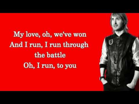 David Guetta - Battle (feat. Faouzia.) Lyrics