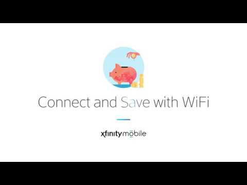 How Xfinity Mobile Works: Connect and Save with WiFi