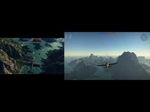 War Thunder: воздушный бой 2012 Vs 2019