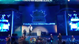 Maher Zain - For the rest of my life (LIVE in ISTANBUL 2015)