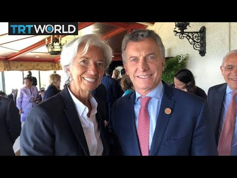 Argentinian president asks IMF to speed up bailout funds | Money Talks