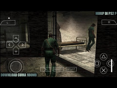 Cara Download Dan Install Game Manhunt 2 (Lite) PPSSPP Android