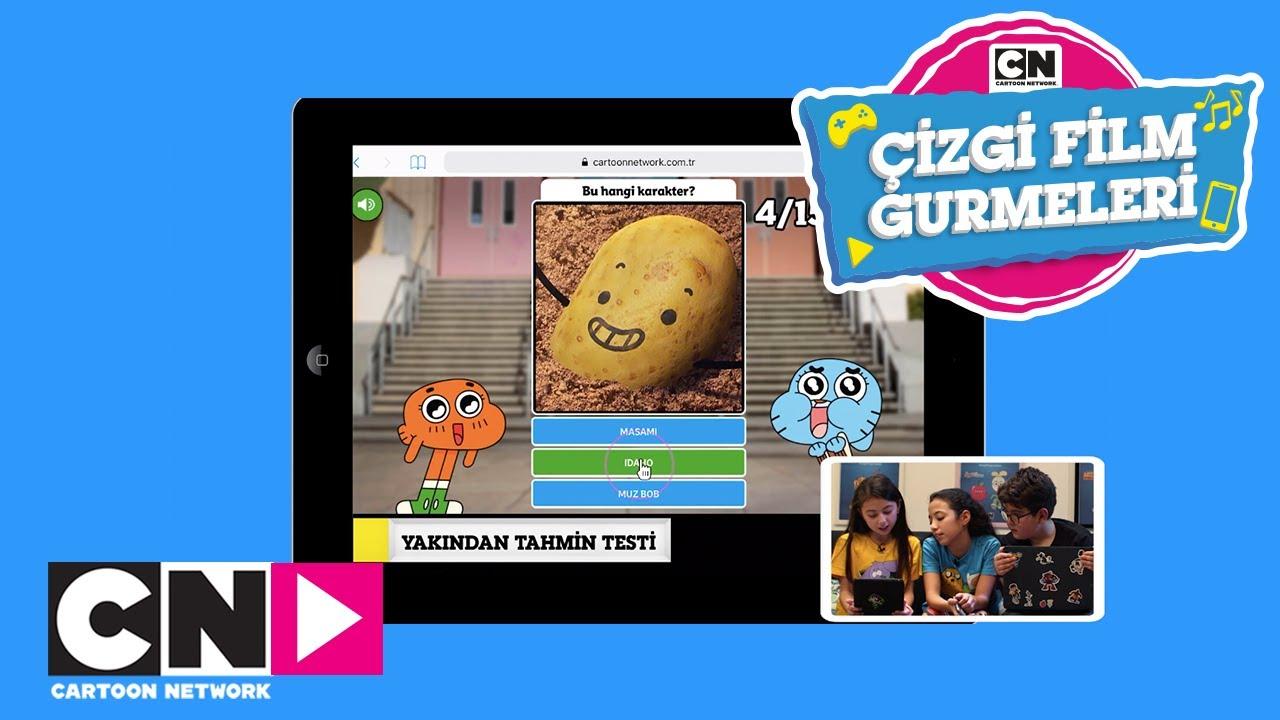 Cizgi Film Gurmeleri I Cartoonnetwork Com Tr Inceleme Bolum 2 I Cartoon Network Turkiye Youtube