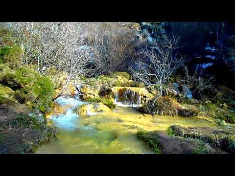 Cascada de Covalagua,Palencia