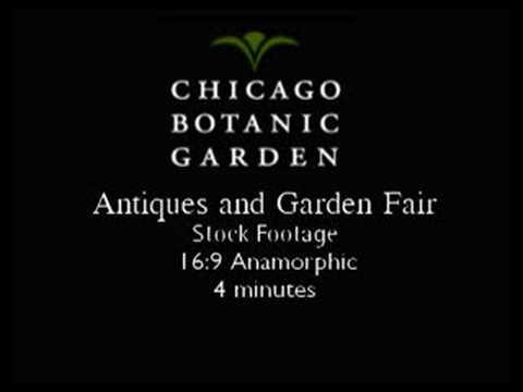 Chicago Botanic Garden Antiques and Garden Fair 2008