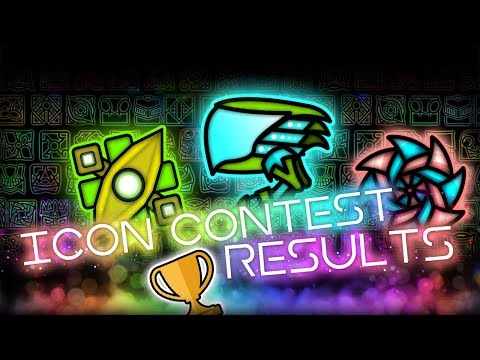 Geometry Dash Icon Contest Results