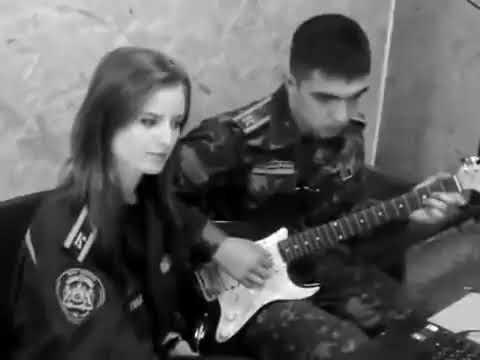 Армейские песни под гитару. Афганистан.