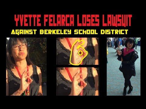 Yvette Felarca Loses lawsuit Against Berkeley School District