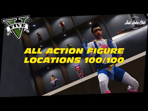 All 100/100 Action Figure Locations: Full Guide (GTA Online Impotent Rage Outfit)