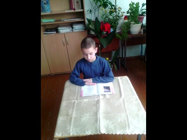 Изображение предпросмотра прочтения – РадмирФатыхов читает произведение «Осень (Листья вполе пожелтели…)» М.Ю.Лермонтова