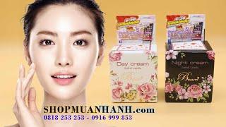 Kem Dưỡng Trắng Da Trị Nám Ngày Và Đêm Beauty Thái Lan I 0916 999 853 - 0967 999 838
