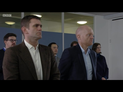 EastEnders - Jack Goes To Ronnie And Roxy's Inquest