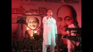 nafrat ki duniya ko chodkar by Rajendra Mahadik