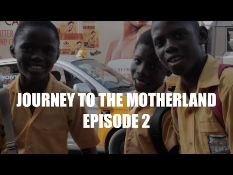 JOURNEY TO THE MOTHERLAND EP: 2🌍 | MOVING AND SHAKING IN RAWLINGS PARK GHANA