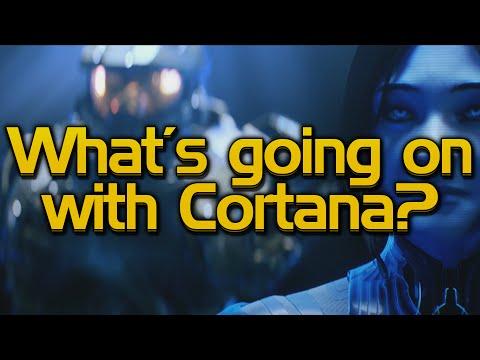 Let's discuss Cortana's odd behaviour in Halo 5: Guardians