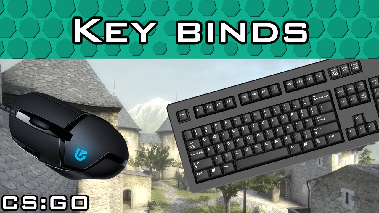 CS:GO Custom Key Binds