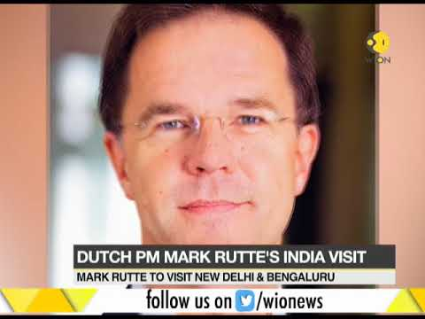 Netherlands PM Mark Rutte to arrive in India for a two-day visit