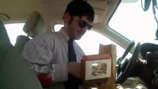 Spicy Karl Assessment - Panera Southwestern Chicken Flatbread Sandwich
