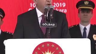 Başkan Erdoğan'dan Fırat'ın doğusuna operasyon mesajı