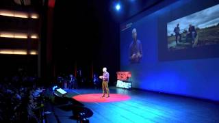 The rise of performance art | Glenn Lowry | TEDxAthens