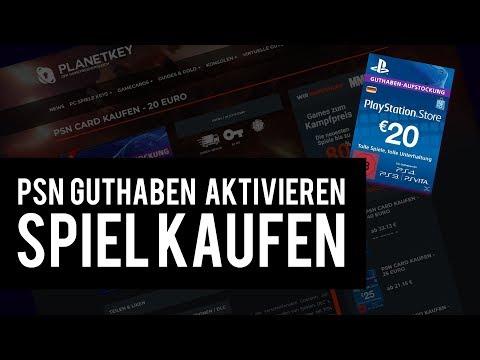 psn-guthaben-einlösen---playstation-spiele-kaufen-(fifa-19-ps4)---german---tutorial---hd