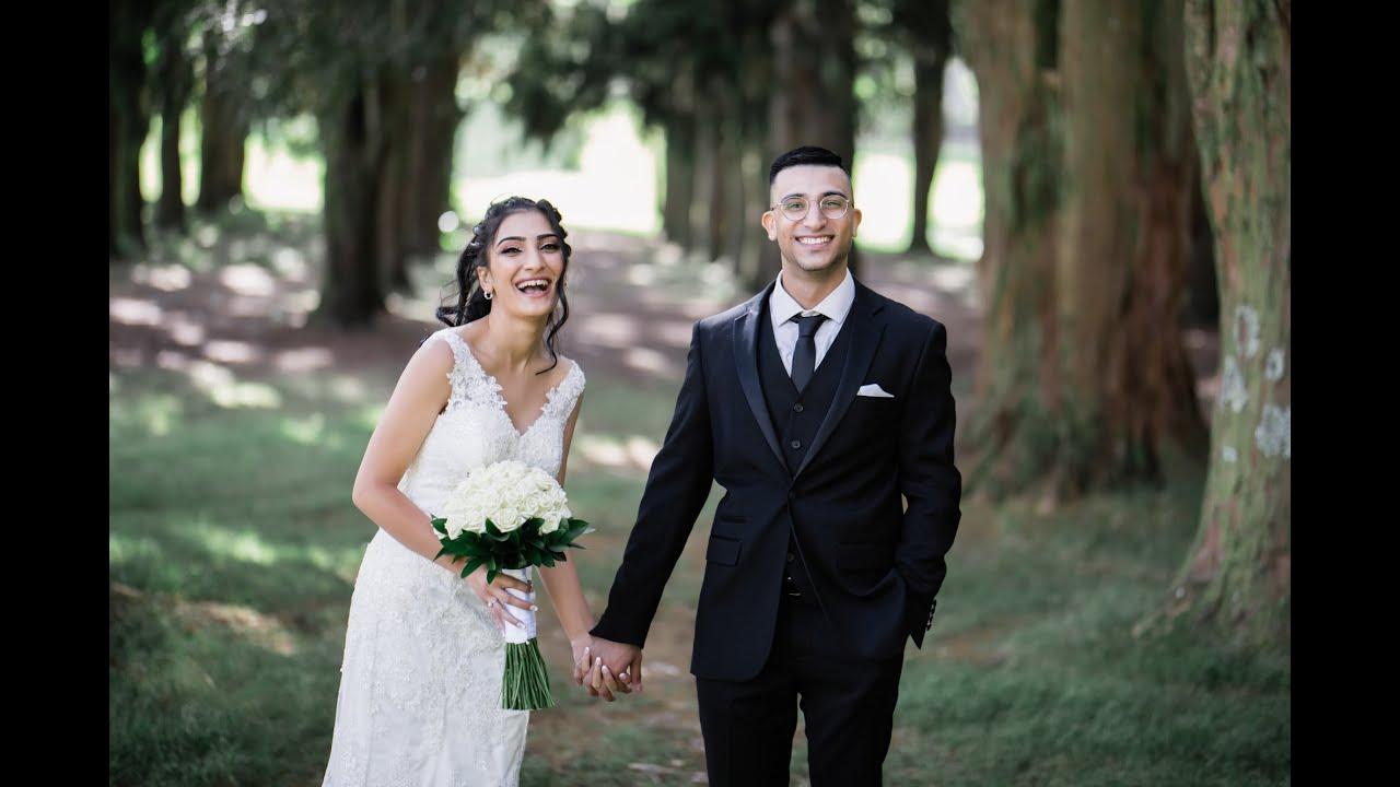 Ahmad & Zahraa Wedding Highlight Video