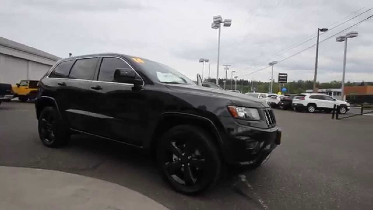 2014 jeep grand cherokee altitude | black | ec479100 | mt vernon