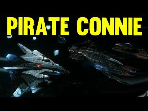 PIRATE CONSTELLATION | Star Citizen 3.0 Gameplay PTU Alpha #19