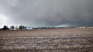 Ottawa, IL Wedge Tornado and Storm Damage - 2/28/2017