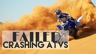 ATV FAILS OWNED COMPILATION IN ABU DHABI CRASH