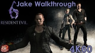Resident Evil 6 Jake Walkthrough