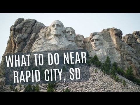 The BEST Things To Do Near Rapid City, South Dakota | Wind Cave NP & Mount Rushmore